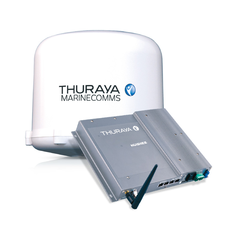 modem internet satelit untuk di laut
